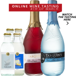 ONLINE TASTING PACK - TARQUIN'S GIN TASTING THURSDAY 4TH MARCH 6:30PM AEDT