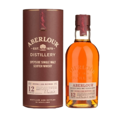 Aberlour 12 Year Old Double Cask 700ml