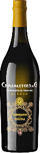 Chazalettes And Co. Vermouth De Torino Bianco Nv