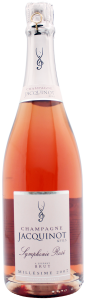 Champagne Jacquinot 'Symphonie Rose Millesime' 2013