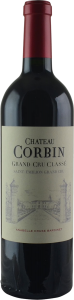 Corbin Saint-Emilion Grand Cru 2018 375ml (Ex Chateau arrivale time 4 months)