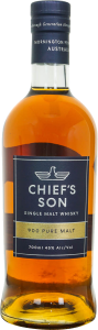 Chiefs Son 900 Pure Malt 45% Single Cask (700ml)