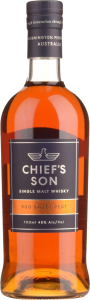 Chiefs Son 900 Sweet Peat 45% Single Cask (700ml)