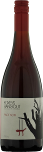 Foxey's Hangout Red Fox Pinot Noir 2019