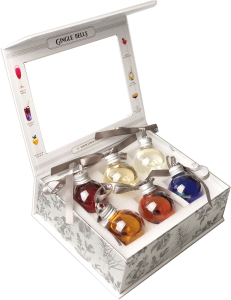 Gingle Bells Gin Baubles (Set Of 6)