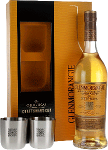GLENMORANGIE CRAFTMAN CUP SCOTCH WHISKY (700ML) GIFT PACK