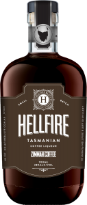 Hellfire Tasmanian 'Coffee Liqueur' 700Ml
