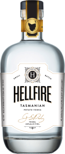HELLFIRE TASMANIAN 'POTATO VODKA' 700ML