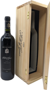 HENSCHKE 'HILL OF GRACE' SHIRAZ 1999