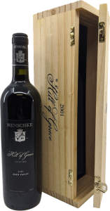 HENSCHKE 'HILL OF GRACE' SHIRAZ 2001