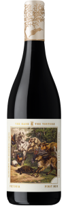 THE HARE AND THE TORTOISE PINOT NOIR 2019