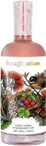 Imagination Lewis Farms Strawberry Gin 700Ml
