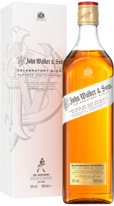 Johnnie Walker 'John Walker & Sons' Celebratory Blend - Limited Edition