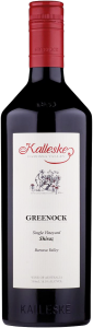KALLESKE GREENOCK SHIRAZ 2018
