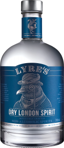 Lyres Dry London Spirit 700Ml (Non-Alc)
