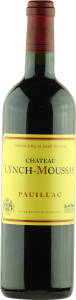 Lynch Moussas Pauillac 2018(Ex Chateau arrivale time 4 months)