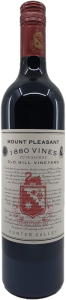 Mount Pleasant 1880 Vines Old Hill Vineyard Shiraz 2014
