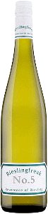 No.5 Clare Valley Off Dry Riesling 2021