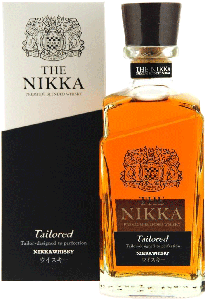 NIKKA TAILORED PREMIUM BLENDED WHISKY 700ML