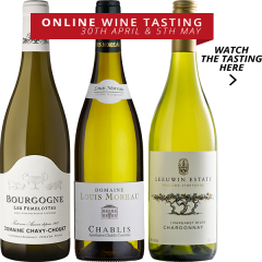 ONLINE TASTING PACK - VARIETY COMPARISON OF CHARDONNAY