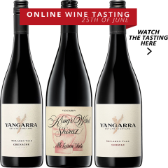 ONLINE TASTING PACK - YANGARRA TASTING WITH WINEMAKER PETER FRASER