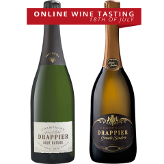 ONLINE TASTING PACK - CHAMPAGNE TASTING WITH CHARLINE DRAPPIER