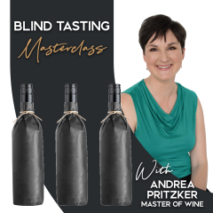 Online Tasting Pack - Blind Tasting Masterclass with an MW Wednesday 29th September 6:30pm aest