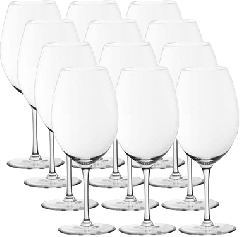 PLUMM GLASS MULTI RED OR WHITE 12 PACK (MINI)