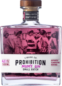 Prohibition's Mother's Day Gin