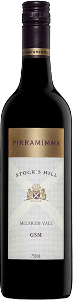 "Pirramimma ""Stocks Hill"" Gsm 2016"