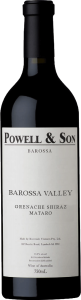 POWELL & SON GRENACHE SHIRAZ MATARO 2017