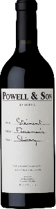Powell & Son 'Steinert' Flaxman'S Valley Shiraz 2017