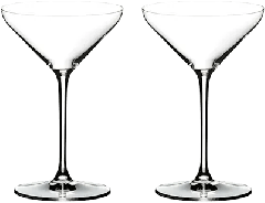 Riedel Extreme Series Martini (Twin Pack)