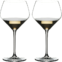 Riedel Extreme Series Oaked Chardonnay (Twin Pack)