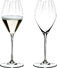 Riedel Performance Series Champagne (Twin Pack)