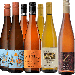 RIESLING DOWN UNDER 6 PACK + FREE BOTTLE
