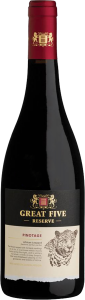 STELLENVIEW GREAT FIVE PINOTAGE RESERVE 2017