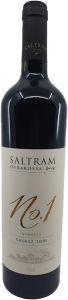 Saltram No.1 Shiraz 2001