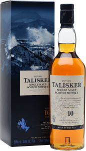 Talisker 10Yo Single Malt Whisky