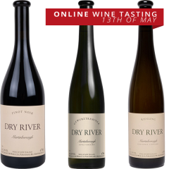 Online Tasting Pack -Dry River 2020 Release: Thursday 13th May, 6.30pm NZST