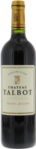 Chateau Talbot 2018 (1.5L) (Ex Chateau arrival time 4 months)