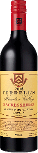 Tyrrells 8 Acres Shiraz 2018