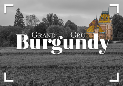 Grand Cru Burgundy Dinner Sydney 23 May 2019 6.30pm