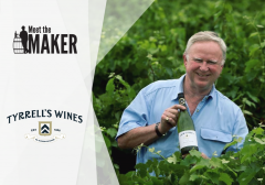 Meet the Maker with Bruce Tyrrell (Tyrrell's Wines) 25 June 2019 6.30pm