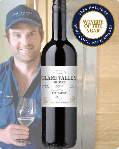 United Cellars Selection Clare Valley Shiraz By Tom Barry 2017