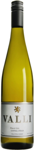 VALLI GIBBSTON VINEYARD PINOT GRIS 2017
