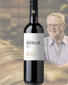 UNITED CELLARS SHIRAZ BY BRUCE TYRRELL 2017