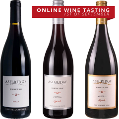 VIRTUAL TASTING PACK - BRIDGE PA SYRAH