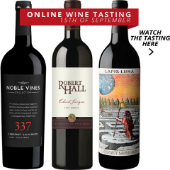 VIRTUAL TASTING PACK - CALI CABERNET