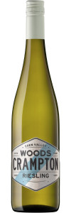 Woods Crampton White Label Riesling 2018